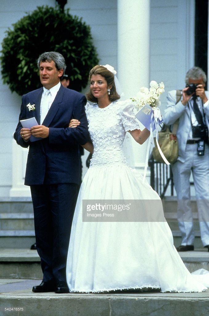 Caroline Kennedy Wedding Edwin Schlossberg And Caroline