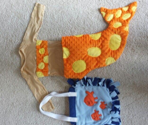 Bubble Puppy Halloween Costume