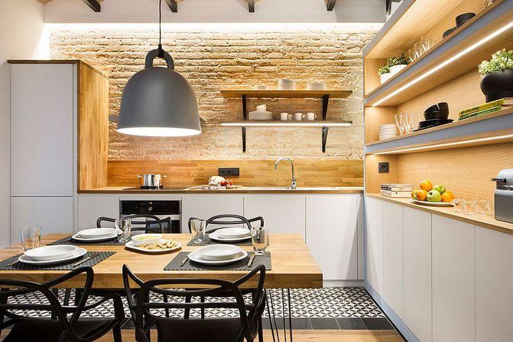 Urban Beach Home in Barcelona – The Design Stash