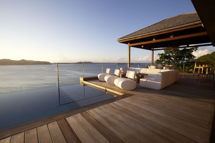 Villa What Else St Barts - 4 BR property in Pointe Milou close to Christopher Hotel.