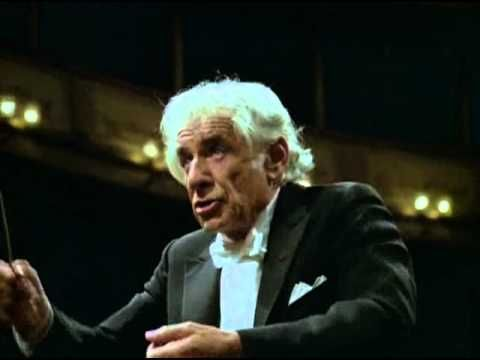 "BEETHOVEN - Symphony no. 9 ""CHORAL"" - Leonard Bernstein (4) - YouTube"