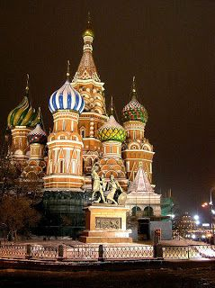 The Kerala Articles: The Kremlin and Red Square