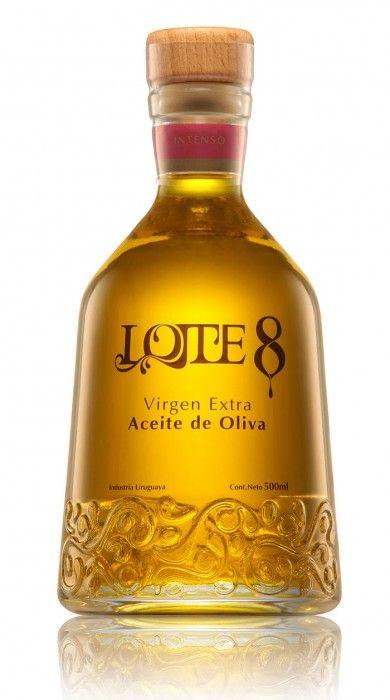 Tridimage diseñó las botellas de un aceite uruguayo de alta gama
