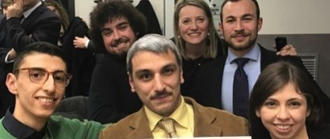 La Squadra di Giurisprudenza di nuovo sul podio nella V edizione della Competizione Italiana di Mediazione di Milano