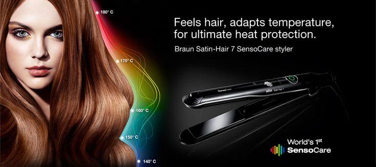 Satin-Hair 7 SensoCare styler - Braun