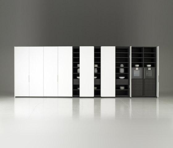 Duemilaotto kitchen by Boffi | Kitchen systems