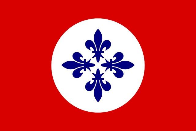 Flag of Vichy Frankreich
