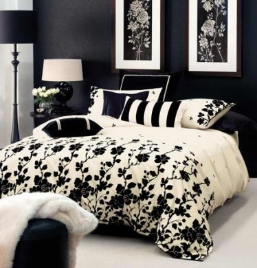 66 best images about my bedroom ideas on pinterest bed - Bedroom comforter and curtain sets ...