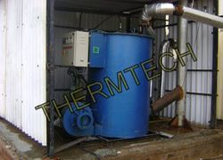 Oil or Gas Fired Vertical Hot Water Generator