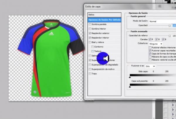 Cómo diseñar camisetas de fútbol - 6 pasos (con imágenes)
