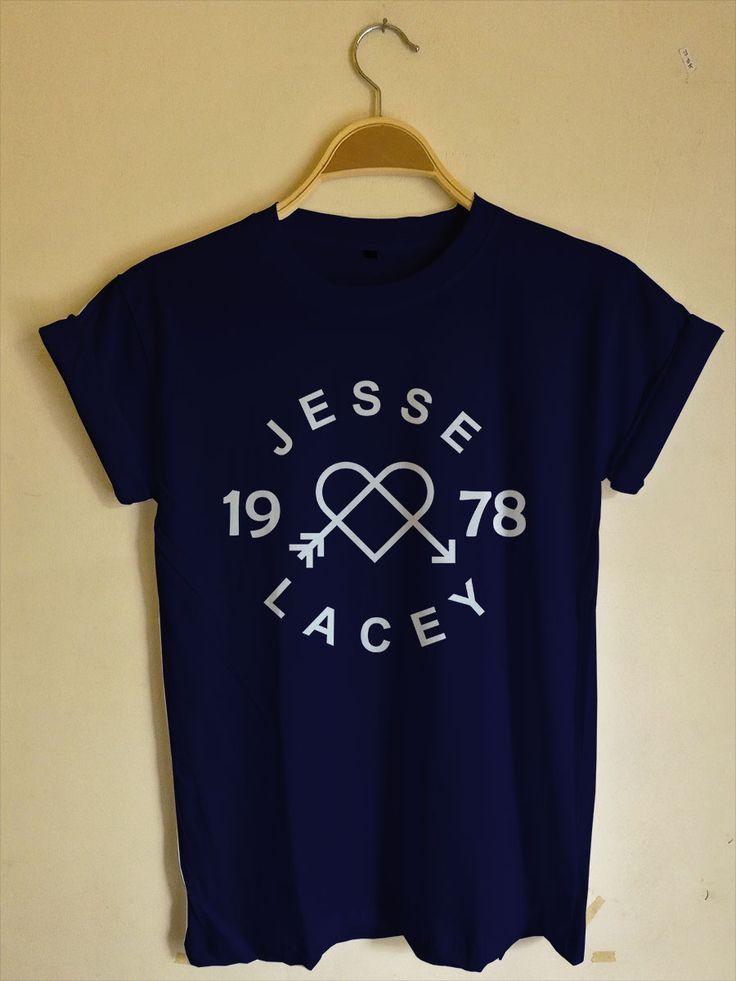 Jesse Lacey Brand New Band T-Shirt