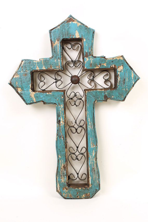 Wall Decor Crosses 447 best crosses images on pinterest | wall crosses, cross art and