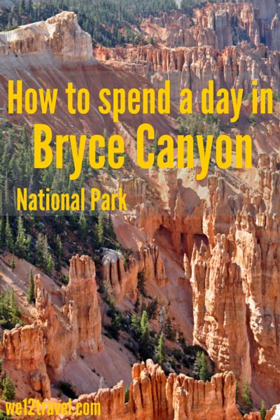 A full guide on how to spend 24 hours in Bryce Canyon National Park - read our blog and be inspired!