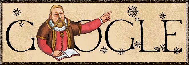 December 14, 2013 Tycho Brahe's 467th Birthday