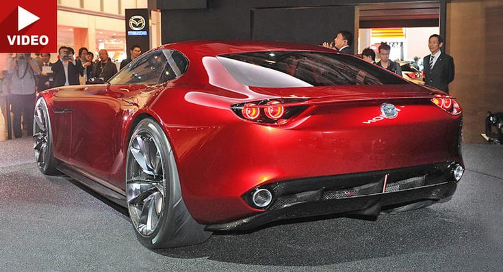 See Mazda's RX-Vision Concept From All Angles In Video Roundup