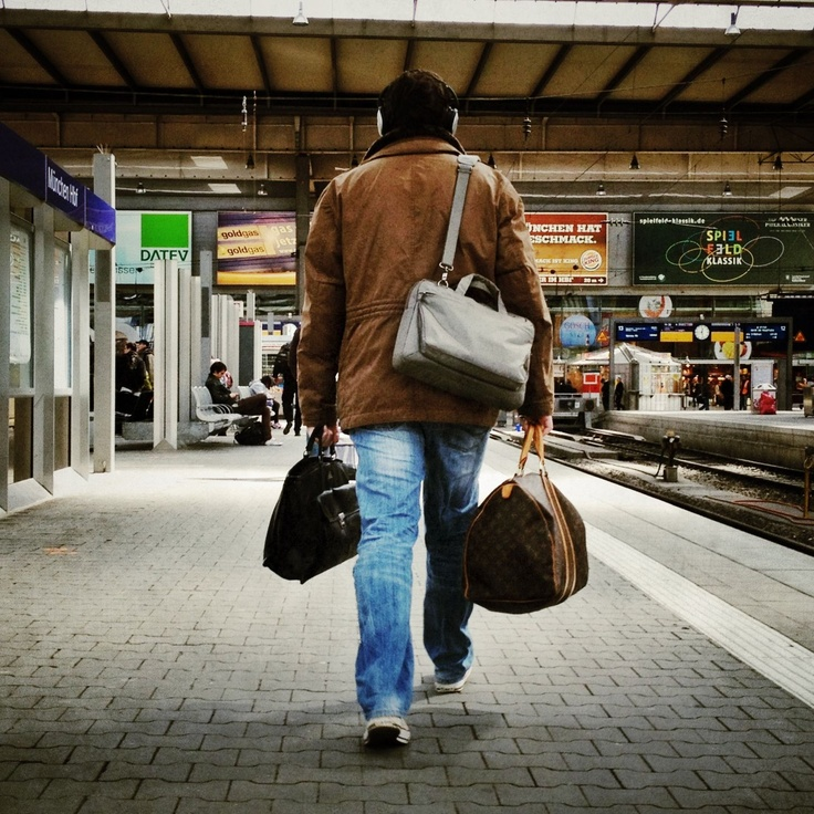 Hauptbahnhof, München
