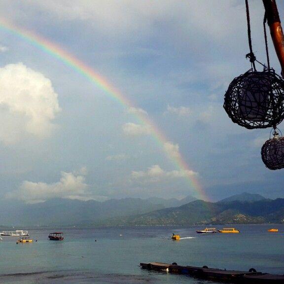 Rainbow @ Lombok