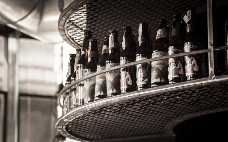 What is your favorite beer? #ShuffleBkk #Beer #Bar #Restaurant