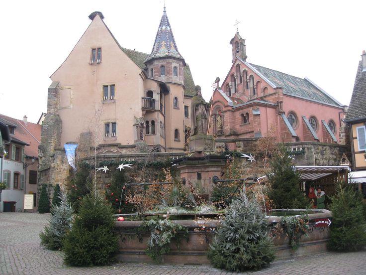 marchés de Noël à Eguisheim (18)