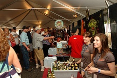 World Beer Festival--Happens twice a year in Raleigh in May and in Durham in October. So much beer, so little time.