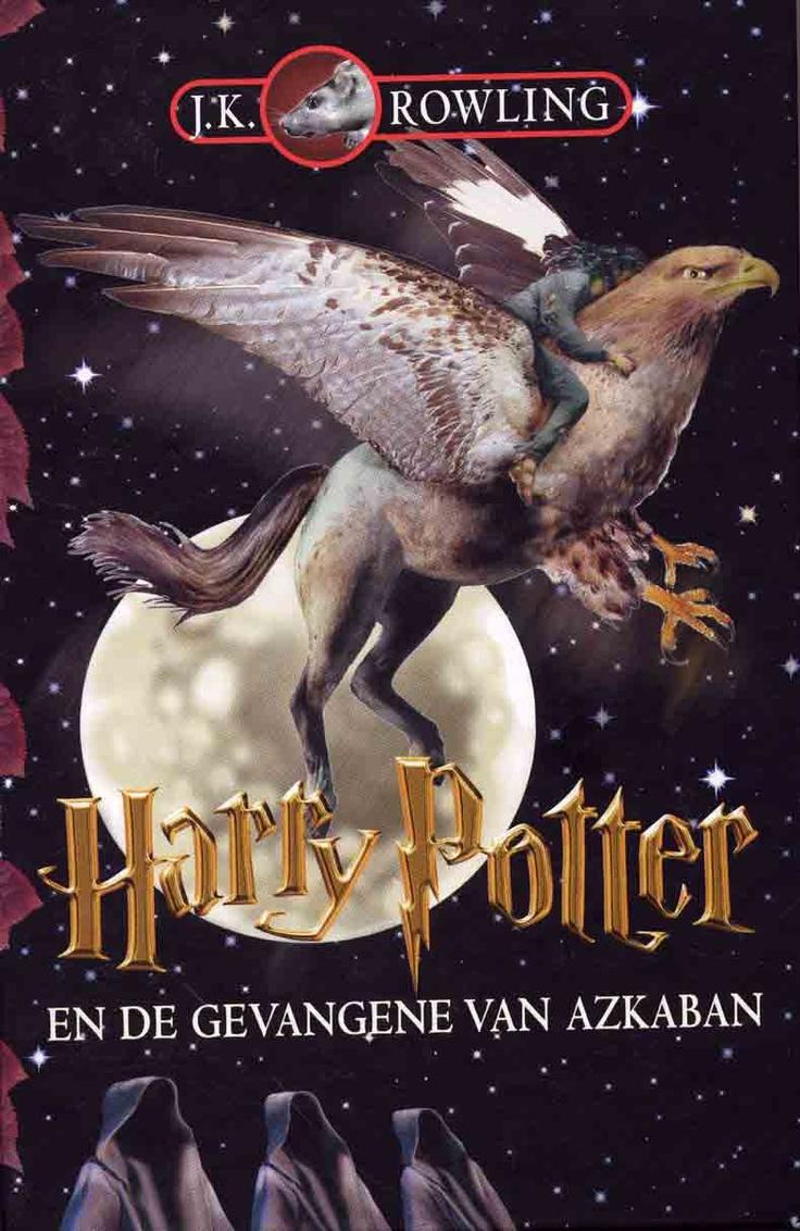 Harry Potter en de gevangene van Azkaban - J.K. Rowling