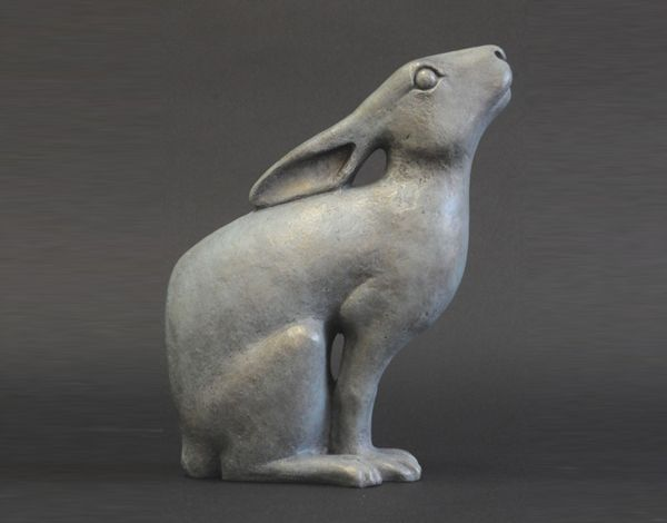 Hare by the contemporary artist Eoghan Bridge available to buy online at The Leith Gallery, a Scottish contemporary art gallery based in Edi...