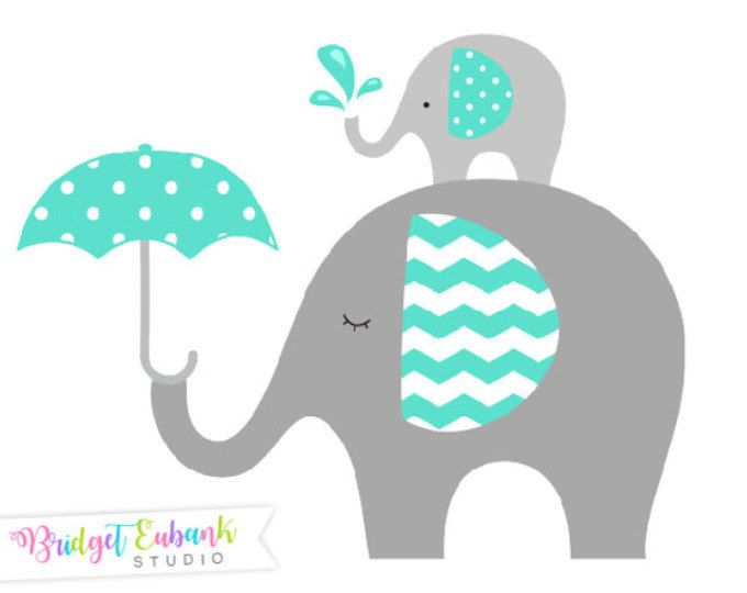 Dusche clipart  Die besten 25+ Elefant clipart Ideen auf Pinterest | Baby Ankunft ...