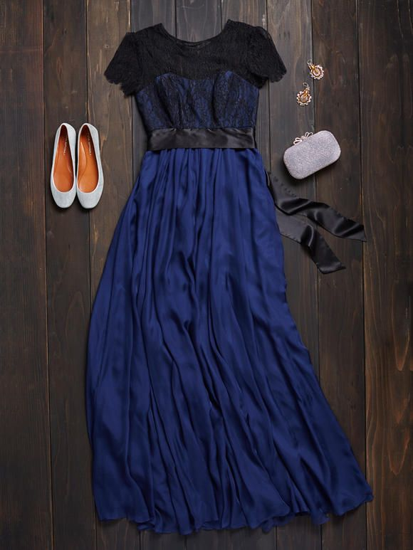 5 stunning maternity outfits for special occasions. via BabyCenter
