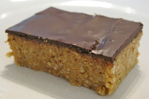 Almond Coconut Bars Recipe
