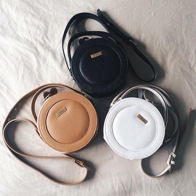 Round bag ⚪️ #bolsataruma