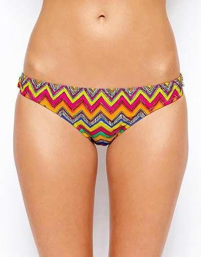 Prezzi e Sconti: #Raisins kelly kini slip bikini a vita taglia It 46  ad Euro 16.99 in #Raisins #Female occasioni moda mare