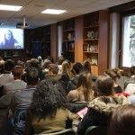 26. VIDEOCONFERENZE CON IL MONDO ALL'ABM PER GLI STUDENTI DELL'ISTITUTO CATULLO