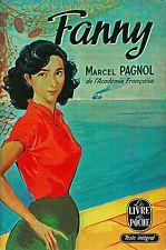 FANNY par Marcel Pagnol, LDP 1954