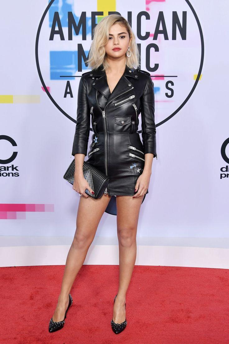 Selena Gomez|| AMA Red Carpet| #AMA2017 #SelenaGomez