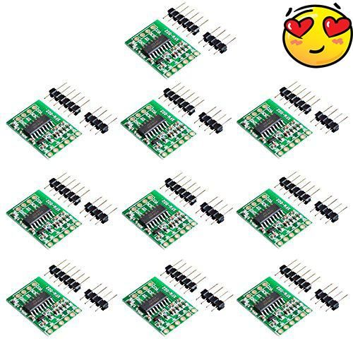 #sale Description: This module uses 24 high precision A/D converter chip #hx711. It is a specially designed for the high precision electronic scale #designwith tw...
