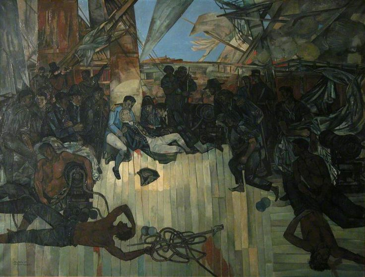 John Minton, The Death of Nelson