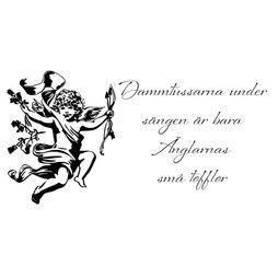 Väggord - Dammtussarna under...