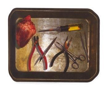 Torture Surgeon Tray