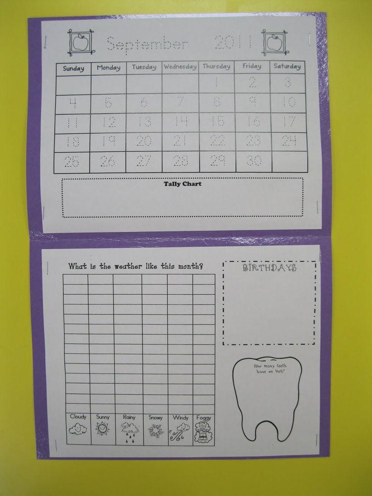 Kindergarten Calendar Folders : Best morning meeting images on pinterest preschool