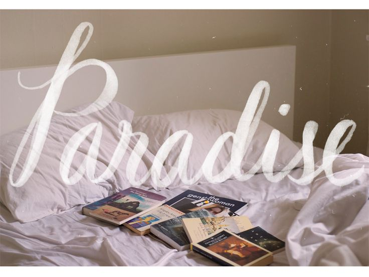 Paradise by Tuesday Bassen