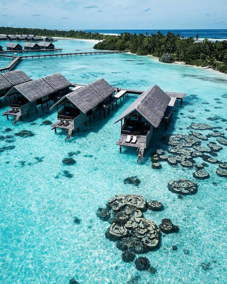 Shangri La #Maldives