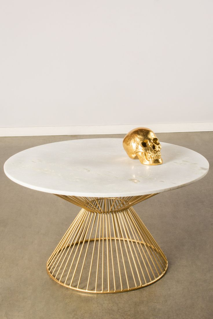34 best White and Gold Coffee Tables images on Pinterest
