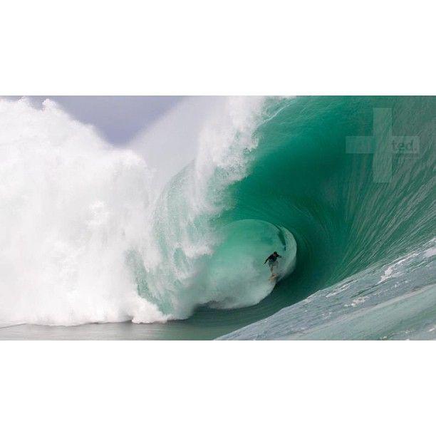 Nathan Fletcher #bigwavesurfer #tedgrambeauphotography