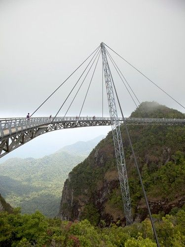 SkyBridge - Langkawi. A good experience for us #MalaysiaAus and #AirAsia
