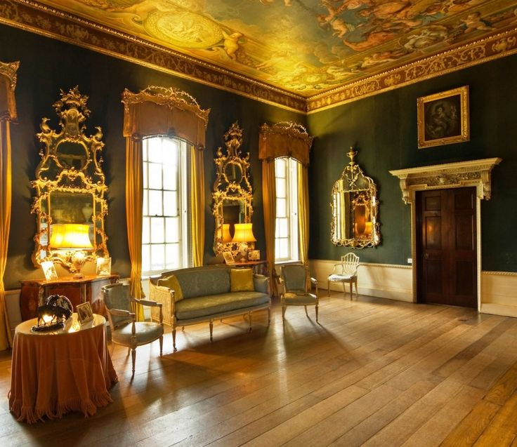 west wycombe park drawingroom - Google Search