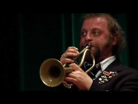 Mnozil Brass - William Tell Overture. Rather excellent animal sounds and singing too