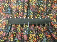 nipped-in the back by easing some of the excess fullness onto a strip of elastic. Great for mens shirt makeover.