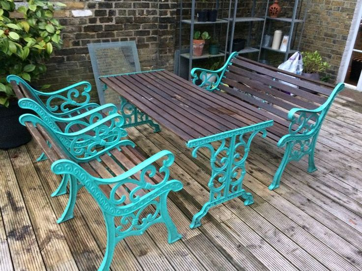 Second Hand Garden Furniture For Sale In Essex Secondhand Chairs And Tables