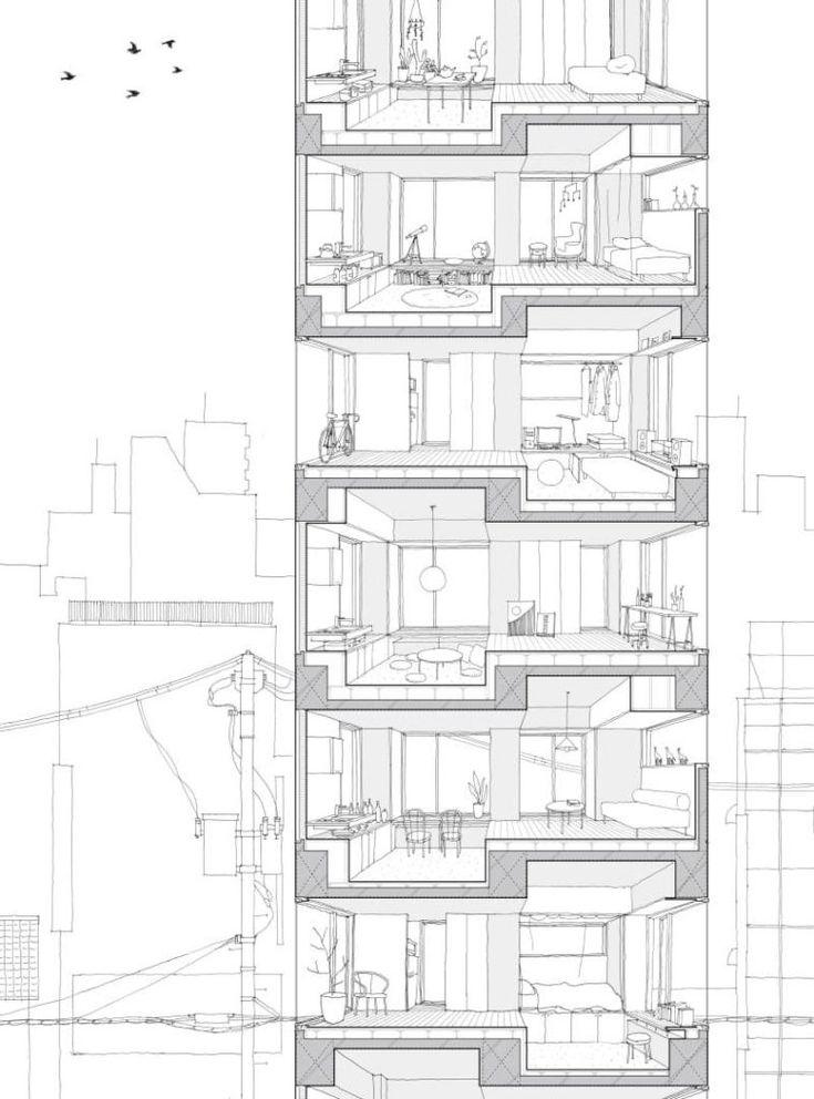 Blog – Gestapelde Tiny Houses - De Architect