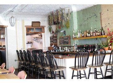 The Pines Restaurant DesignPine RestaurantBrooklyn